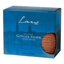 Lars Own Swedish Ginger Snap Cookies, 10.6 Ounce -- 15 per case.