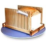 The Bread Pal Bread Slicer - The Original Foldable Slicer