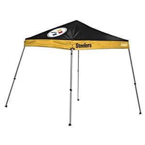 Nfl Pittsburgh Steelers 10 X 10 Slant Leg Canopy from Licensed Products