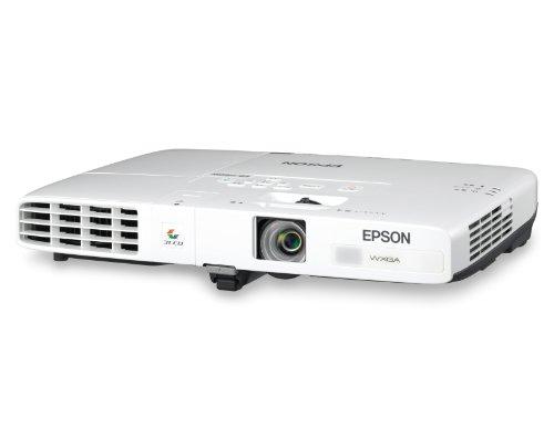 EPSON Offirio プロジェクター EB-1760W 2600lm WXGA 1.7kg