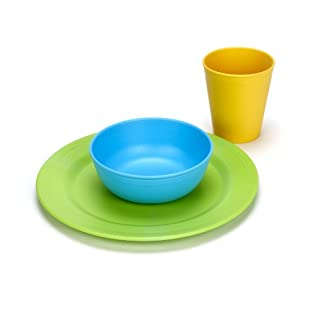 Green Eats Tabletop Set