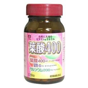 井藤 葉酸400 120粒