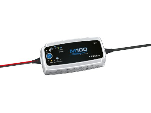 CTEK CTE-M100 7A 12V Marine 8-Stage Battery Charger