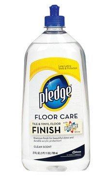 SC Johnson Pledge Floor Care Multi-Surface Finish 27 OZ (Floor Wax compare prices)