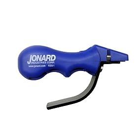 Jonard KSS-1 Tungsten Carbide Steel Knife and Scissor Sharpener