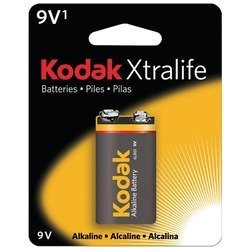 Kodak XtraLife Xl9V1 batterie alcaline (9V, 1 Pk)