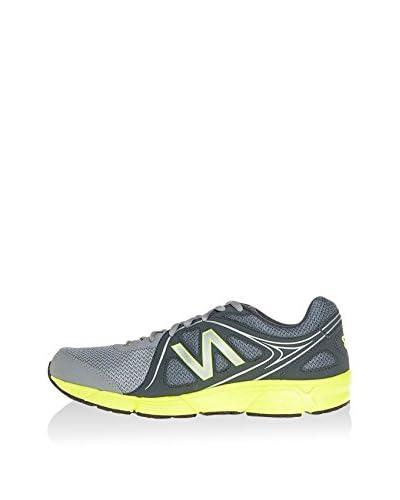 New Balance Sneaker Nbm390Gy2 grau/gelb EU 44