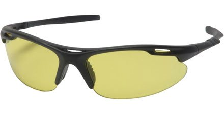Pyramex Avante Safety Eyewear, Amber Lens With