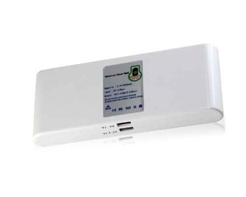 EPCTEK® 50000mAh USB Power Bank Ladegerät Batterie Zusatz Akku für iPad, iPad 2/3/4/5, mini iPad 2, iPhone 5 5S 5C, iPhone 4, iPhone 4S, iPod, Blackberry, HTC, Android, Samsung Galaxy S4/S3/S2/Note 2