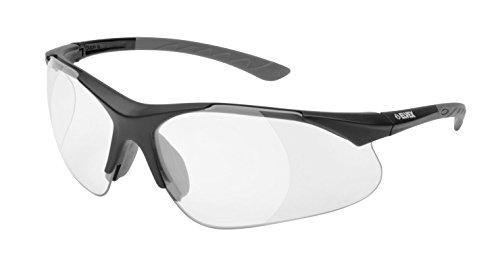 Elvex-RX-500C-20-Full-Lens-Magnifier-Black-Frame-Grey-Temple-Tips