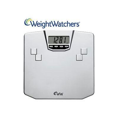 Cheap New Conair Weight Watchers Digital Body Fat/Water Scale Easy-To-Read 1.2″ LCD 4-User Memory (HWW31XB08831)
