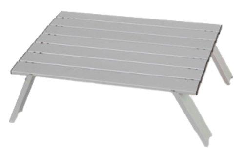キャプテンスタッグ アルミロールテーブル ロースタイル