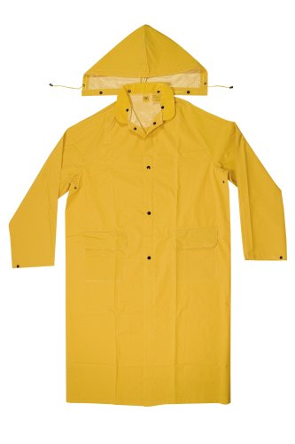 Kunys R105M PVC Trench Coat Medium