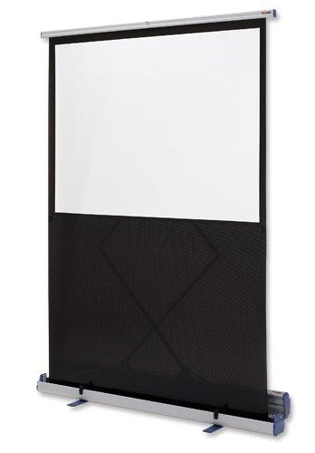 NOBO Portable Screen Floorstanding - Projection screen - 59 in ( 150 cm ) - 4:3