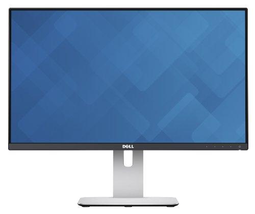 Dell Uシリーズ 23.8インチ 液晶ディスプレイ (スリムベゼル/1920x1080/IPS非光沢液晶/8ms/ブラック) U2414H