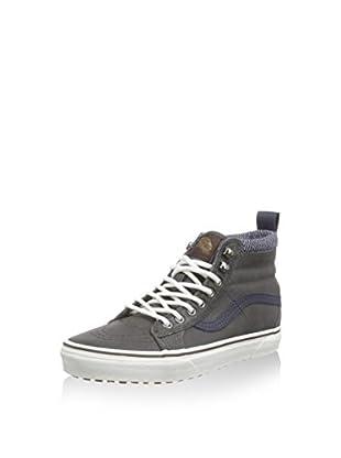 Vans Zapatillas abotinadas Sk8-Hi Mte (Gris Oscuro)