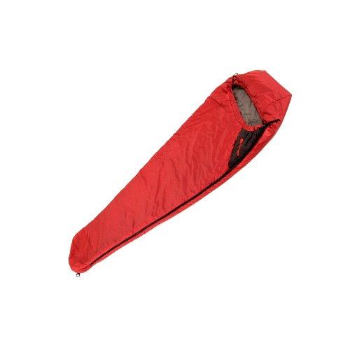 Snugpak Softie 3 Merlin Civilian Red RH Zip Sleeping Bag