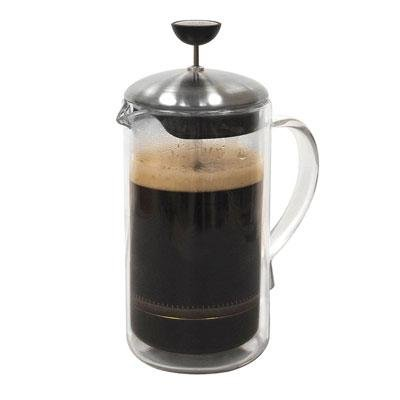 P Double Wall Coffee Press 8cp