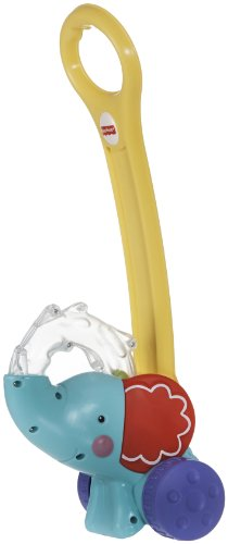 Pop 'N Push Elephant - 12-36 Months - Fisher-Price - 1