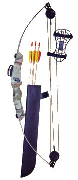 Arrow Precision Impala Youth Archery Compound Bow Set