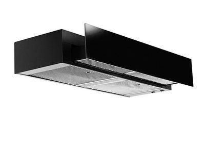 "Imperial 3030Sd2-Bl Black Flush Mount 3000 30"" Wide Flush Mount Under Cabinet Range Hood With 360 Cfm Air-Ring Fan Motor From The 3000 Series"