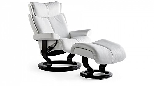 Stressless-Magic-Sessel-mit-Hocker-S-Wei-gnstig