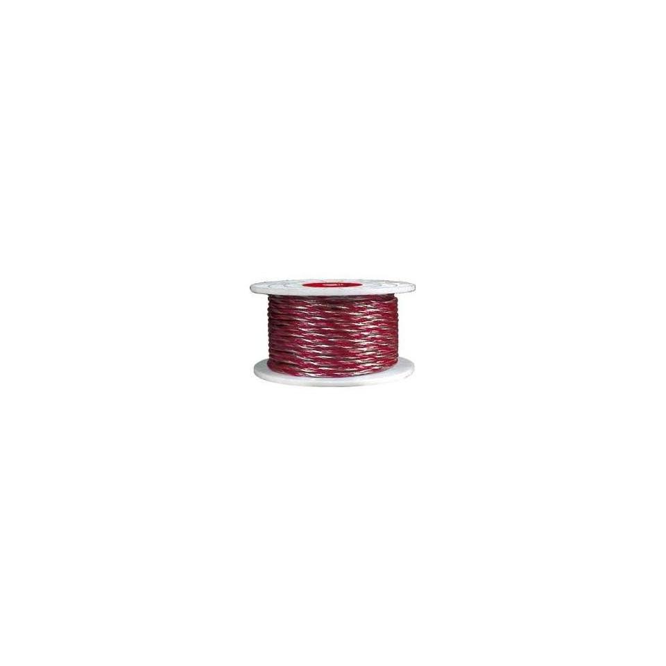 METRA Ltd SW916RD 250 Speaker Wire 16 Gauge Red/silver   250 Ft