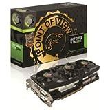 TGT NVIDIA GeForce GTX 680 Ultra Charged Grafikkarte (PCI-e, 2GB DDR5 Speicher, DVI, mini HDMI, 1 GPU)