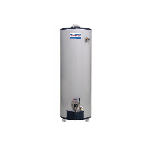 American Water Heaters BFG61-50T40-3NOV Natural Gas Residential Water Heater, 50 Gallon (Gasoline Water Heater compare prices)