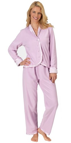 Snuggle Fleece Cardigan Pajamas