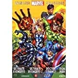 4 DVD BOX ANIMATED MARVEL COLLECTION [IRON MAN, ULTIMATE AVENGERS 1 + 2, DOCTOR STRANGE] [NL IMPORT]