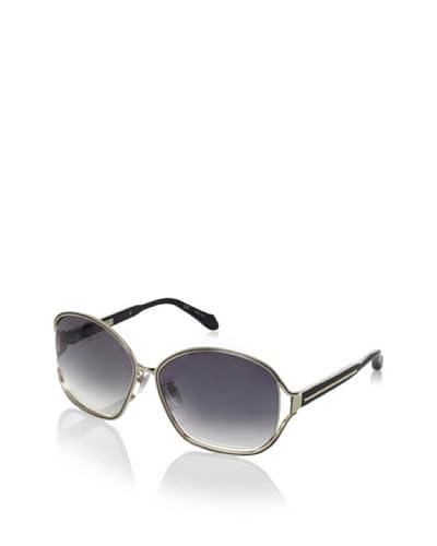 Carolina Herrera Women's SHN002 Sunglasses, Gold/Black