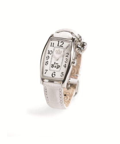 Juicy Couture Ladies Twiggy Watch (White)