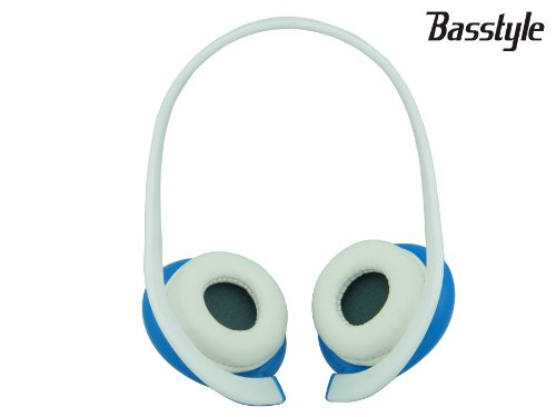 Basstyle Blue Sport A2Dp Bluetooth Headset Headphone