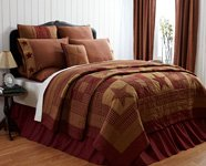Country Quilts For Beds 1081 front