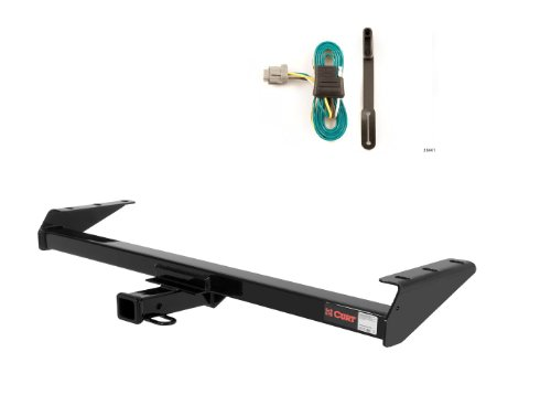 Curt 13241-55441 Trailer Hitch and Wiring Package (Curt Trailer Hitch 13241 compare prices)
