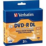 Verbatim 16x DVD+R Media - 4.7GB - 120mm Standard - 50 Pack Spindle