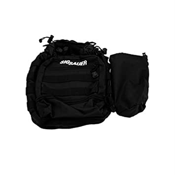 Sig Sauer Black Tactical Shoulder Bag 83