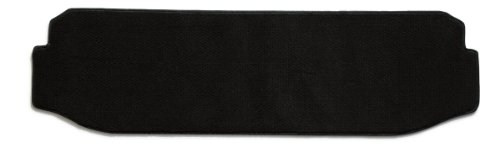 Premier Custom Fit 1-piece Cargo Area Carpet Floor Mat for Chevrolet and GMC (Premium Nylon, Black) (2006 Trailblazer Cargo Cover compare prices)