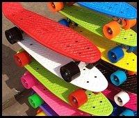 WCPスケートボード22インチ
