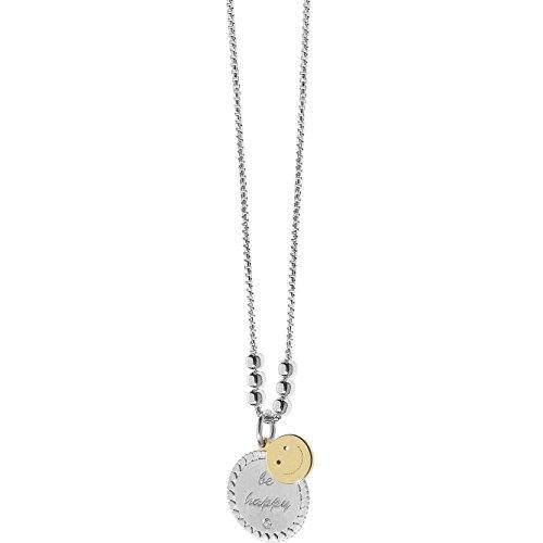 collana donna gioielli Comete Love Tag elegante cod. GLA 143