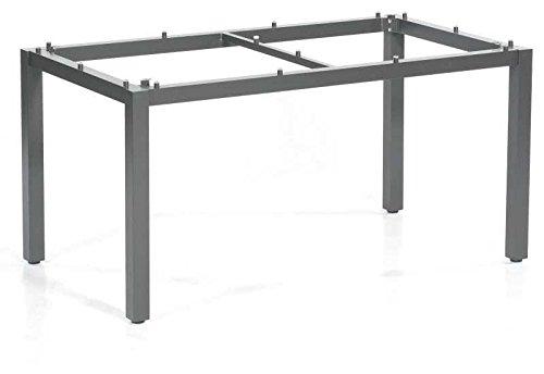 "SonnenPartner Aluminium-Tischgestell ""Base"" 90×90 by Müsing jetzt bestellen"
