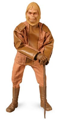 Picture of Sideshow Planet of the Apes Dr. Zaius Forbidden Zone Sideshow Exclusive Edition 12