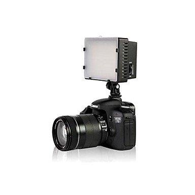 Peach Nanguang Cn-160 Led Video Camera Led Light Dv Camcorder Photo Light 5400K For Canon Nikon
