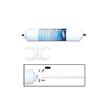 2x samsung aqua pure plus da29 10105j ersatz externer k hlschrank wasser filter db758. Black Bedroom Furniture Sets. Home Design Ideas