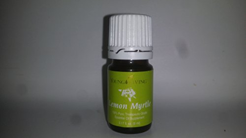 Young Living Essential Oils - Lemon Myrtle - 5 ml