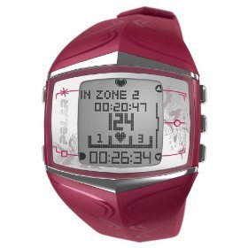 Cheap Polar FT60 Women's Heart Rate Monitor Watch (Purple) (Size XS/SM Wearlink Transmitter Fits 20-30 Inch Chest) (B001P8S5SK)