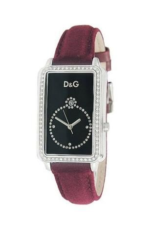 Dolce & Gabbana Men's Quartz Watch d&g game over DW0224 with Metal Strap