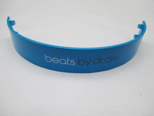 Goodies® Replacement Headband Top Parts For Monster Beats By Dre Solo Solohd Repair Blue