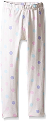 The Children's Place Baby-Girls Nov Print Legging, Cloud, 18-24 Months